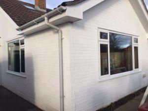 Triple Glazed Window Installation in Motcombe