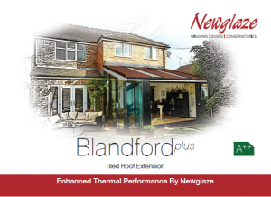 Blandford Plus Tiled Roof Extension