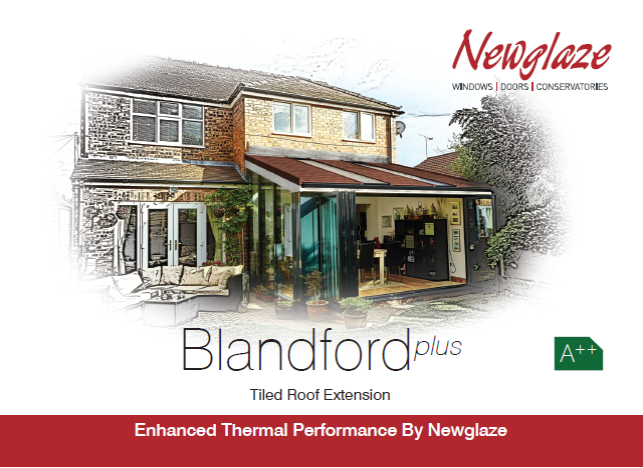 Blandford Plus Tiled Roof Extension Newglaze Windows