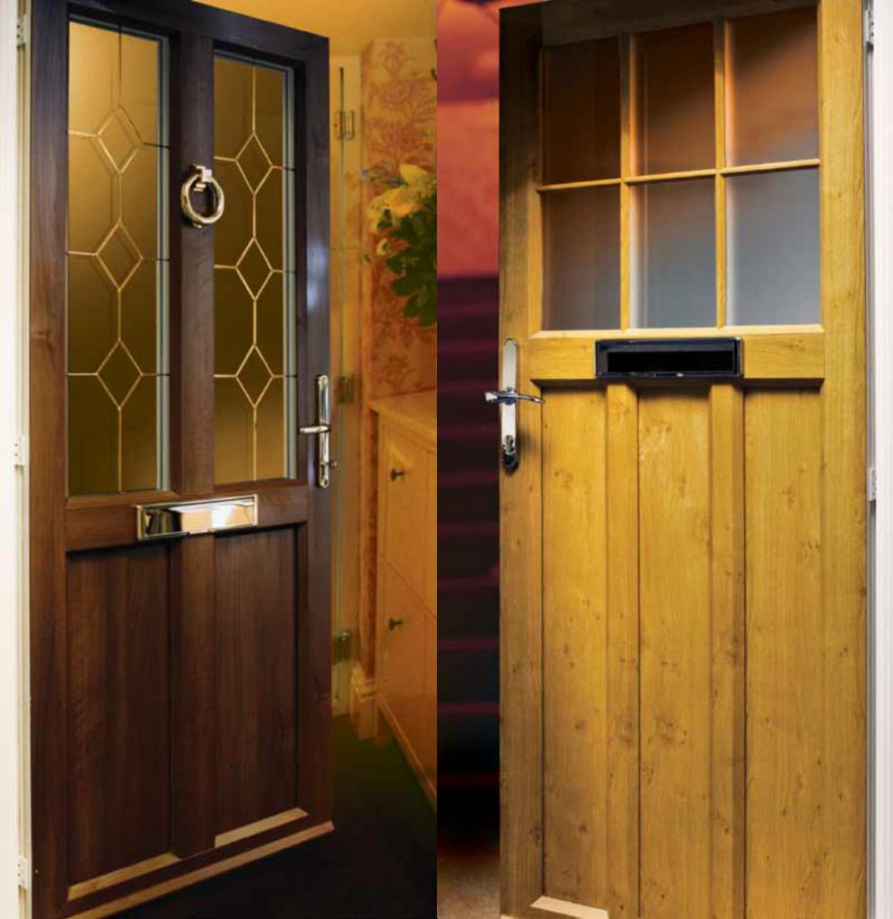 Evolution Doors