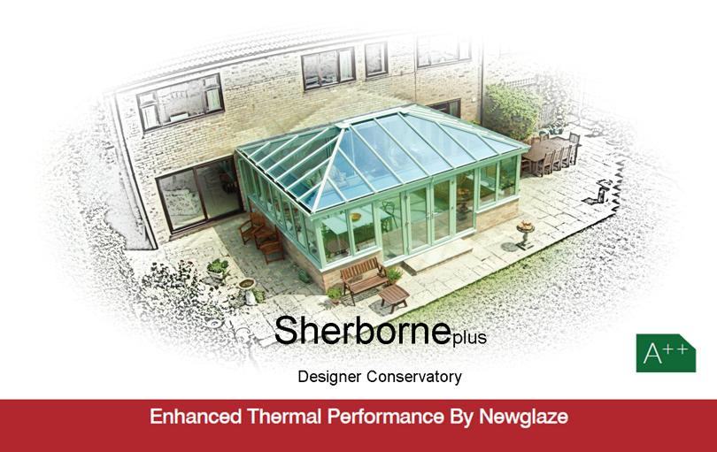 Sherborne Plus Designer Conservatory
