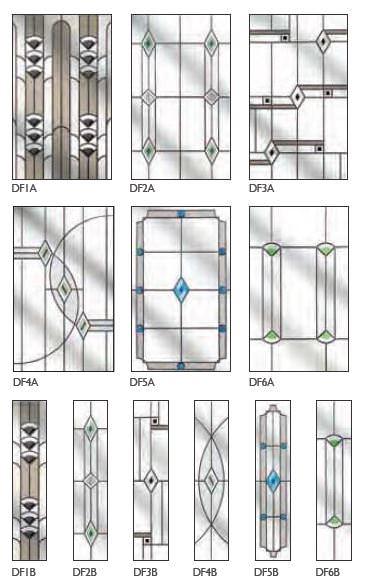 Fusion Glass Designs