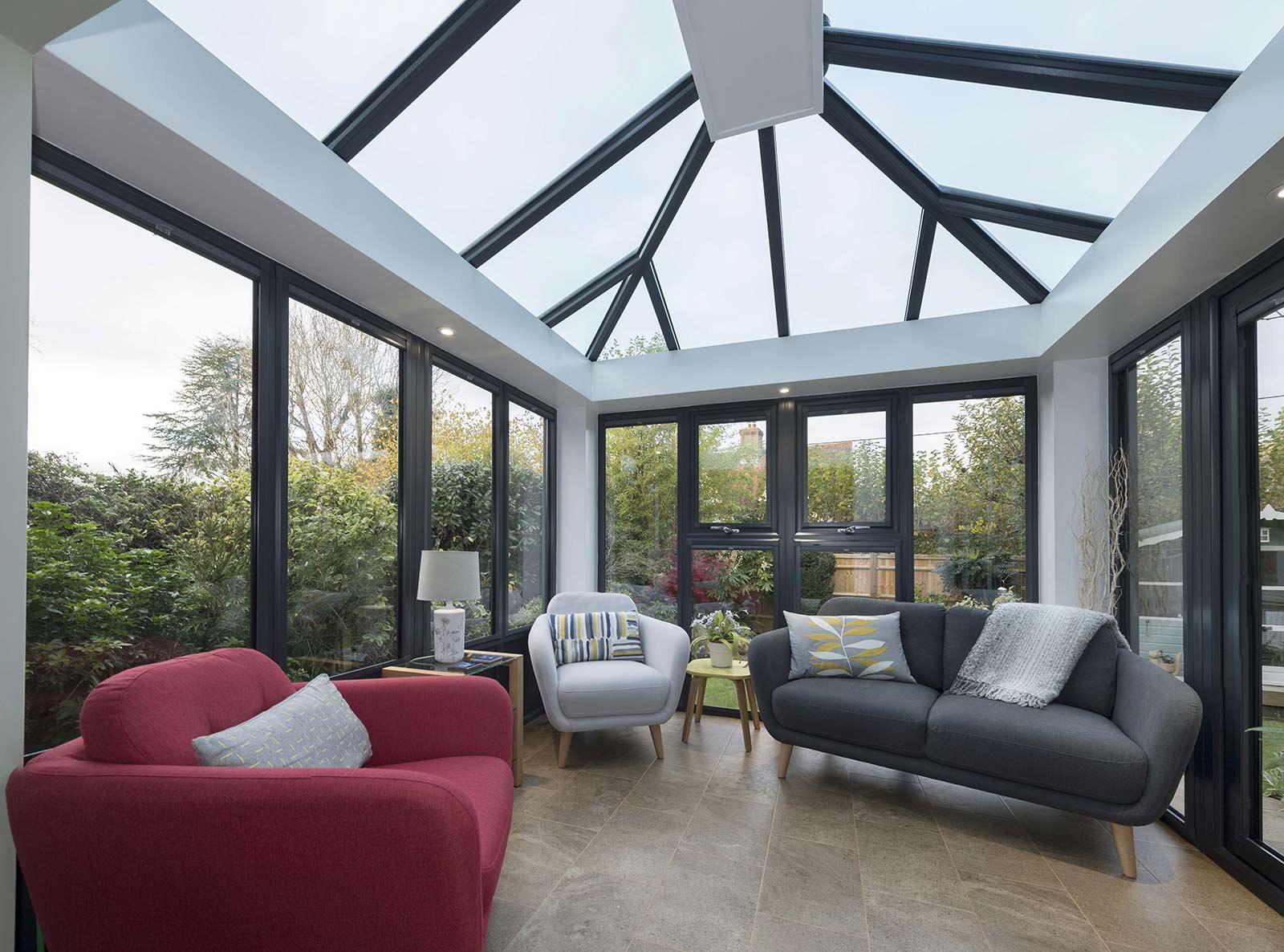 orangery roof blandford