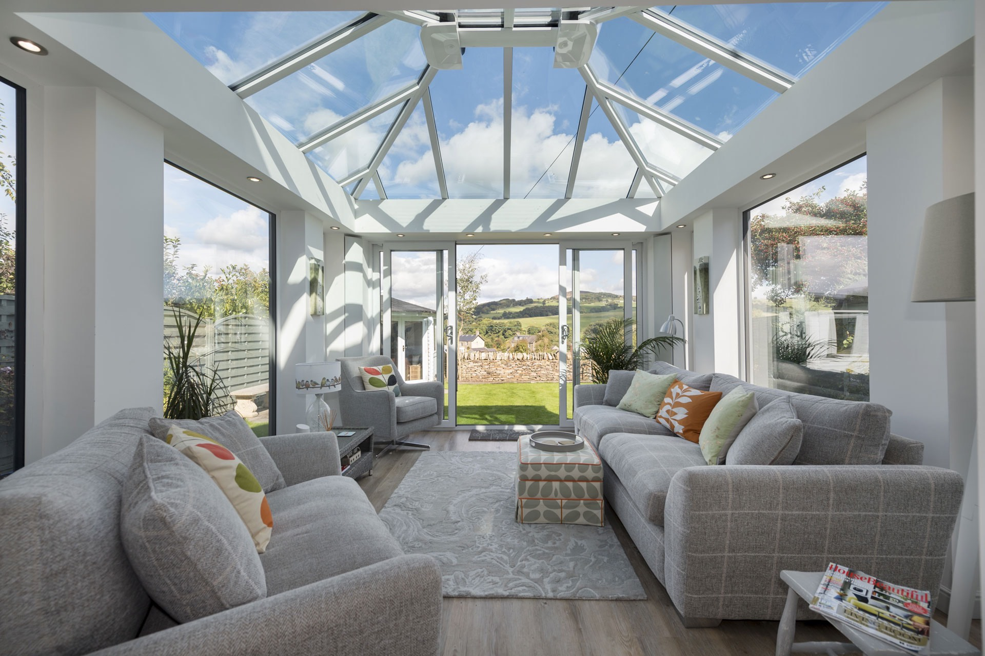 Glass House Extension
