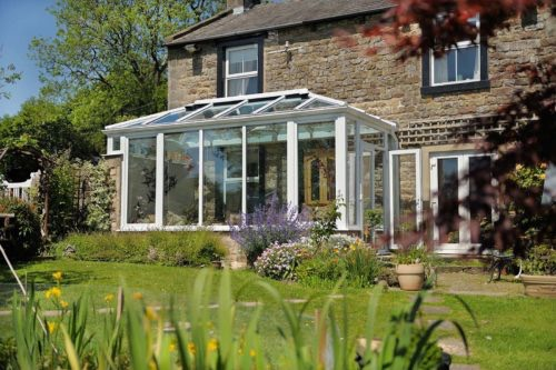 glass conservatory blandford