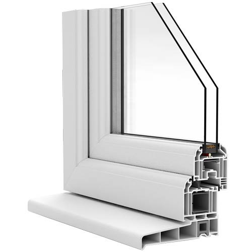 uPVC Tilt and Turn Windows, Blandford | uPVC windows, Poole