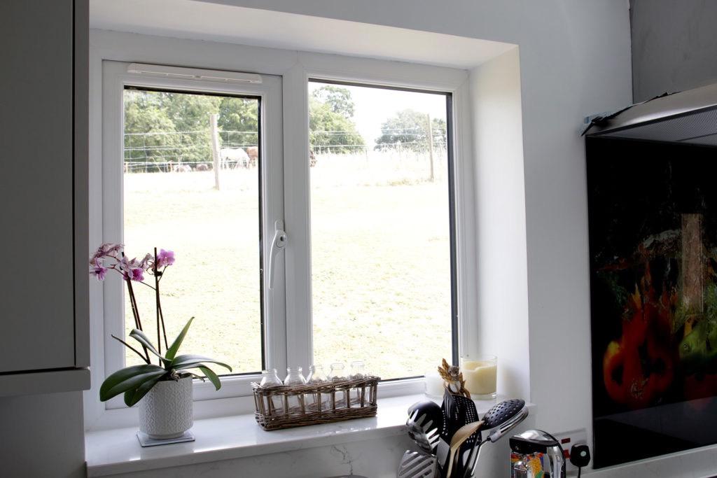 uVPC Casement Windows