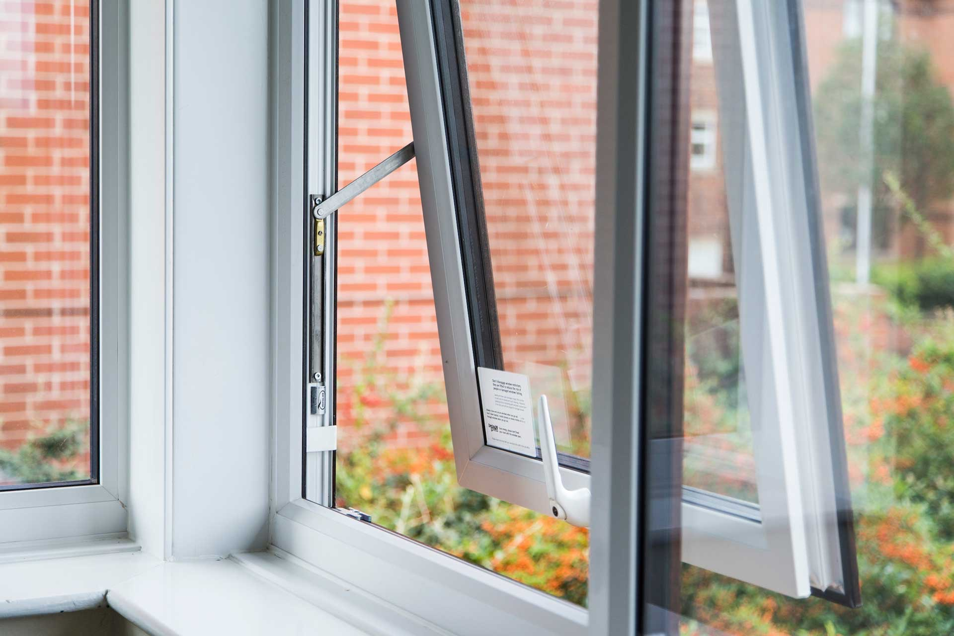 upvc tilt and turn window canford cliffs