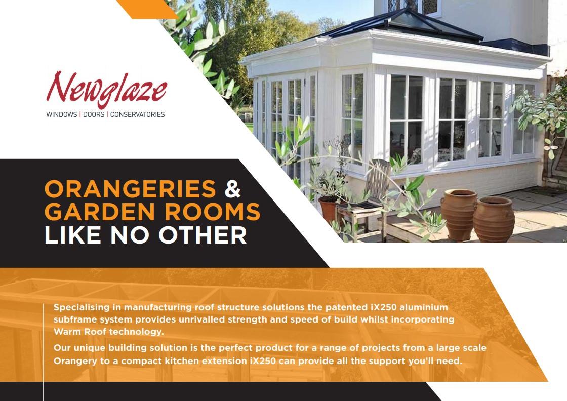 Orangeries Brochure